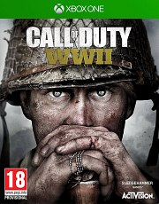 Carátula de Call of Duty WW2 - Xbox One