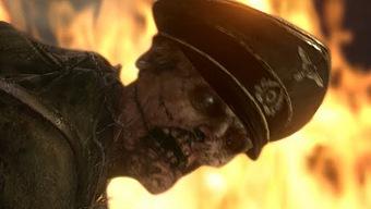 Video Call of Duty WW2, Tráiler: Modo Zombis (Nazis)