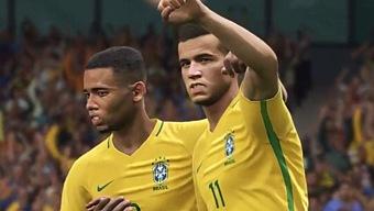 Video PES 2018, World Tour Trailer - Brasil
