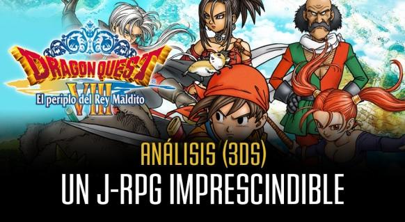 Análisis de Dragon Quest VIII