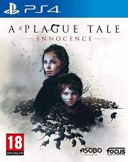 Carátula de A Plague Tale: Innocence - PS4