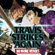 Carátula de Travis Strikes Again: No More Heroes - Nintendo Switch