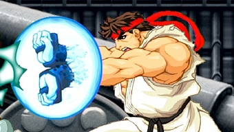 Video Ultra Street Fighter 2, Primer Tráiler