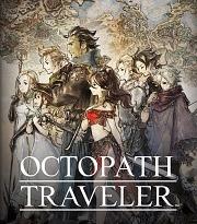 Carátula de Octopath Traveler - PC