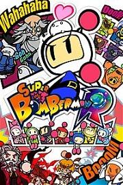 Carátula de Super Bomberman R - PS4
