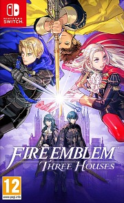 Carátula de Fire Emblem: Three Houses - Nintendo Switch