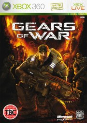 Carátula de Gears of War - Xbox 360