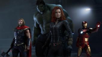 Black Widow de Marvel's Avengers nos cuenta cómo es su relación con Miss Marvel en el juego y la realidad