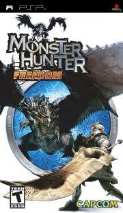 Monster Hunter Freedom PSP