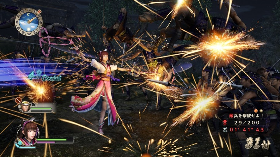 Samurai Warriors Spirit of Sanada PC