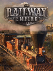 Carátula de Railway Empire - Nintendo Switch