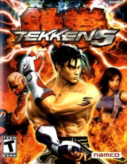 Carátula de Tekken 5: Dark Resurrection - PS3