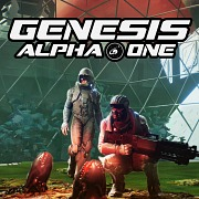 Carátula de Genesis Alpha One - PC