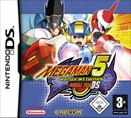 Carátula de Mega Man Battle Network 5 - DS