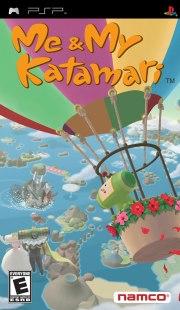 Carátula de Me & My Katamari - PSP