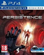 Carátula de The Persistence - PS4