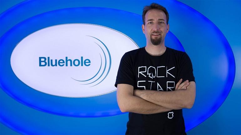 Brendan Greene, creador de PlayerUnknown's Battlegrounds.