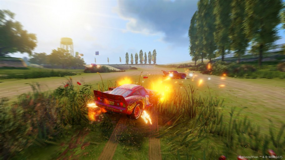 Cars 3 Hacia la victoria