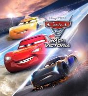 Carátula de Cars 3: Hacia la victoria - Wii U