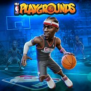 Carátula de NBA Playgrounds - Nintendo Switch