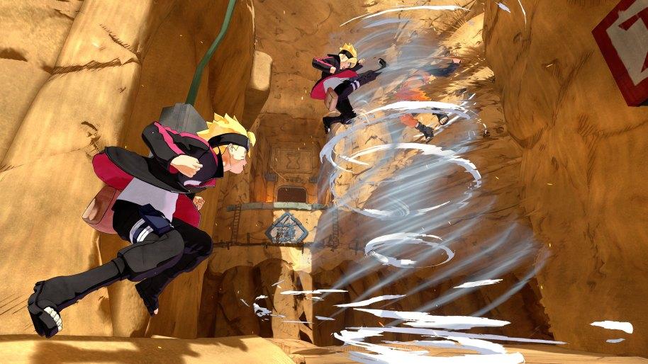 Naruto to Boruto Shinobi Striker Xbox One