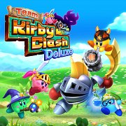 Carátula de Team Kirby Clash Deluxe - 3DS