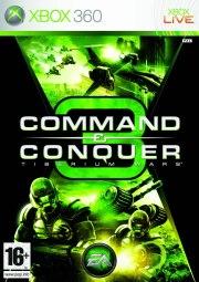 Carátula de Command & Conquer 3 - Xbox 360