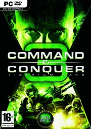 Carátula de Command & Conquer 3 - PC