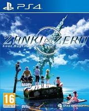 Carátula de Zanki Zero - PS4