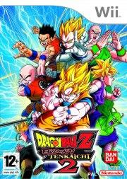 Carátula de DBZ: Budokai Tenkaichi 2 - Wii