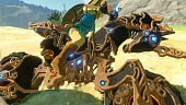 El segundo DLC de Zelda: Breath of the Wild estará disponible hoy