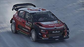 Video WRC 7, WRC 7: Gameplay con Stéphane Lefebvre: Suecia