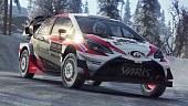 WRC 7: Tráiler: Toyota