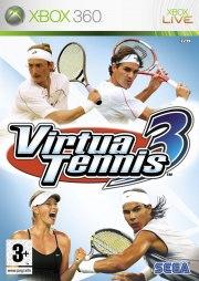Carátula de Virtua Tennis 3 - Xbox 360