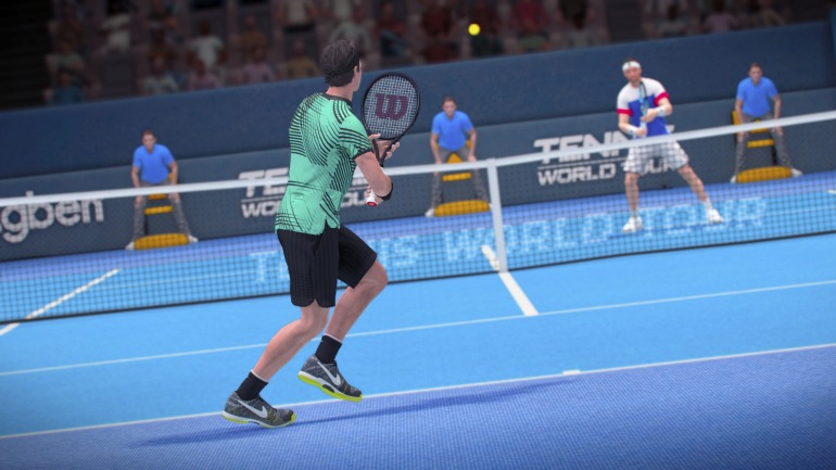 Tennis World Tour Image