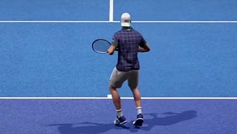 Video Tennis World Tour, Tennis World Tour: PSX 2017: Gameplay con comentarios