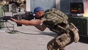 Video Argo, Resumen de Escenario: Clash
