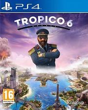 Carátula de Tropico 6 - PS4