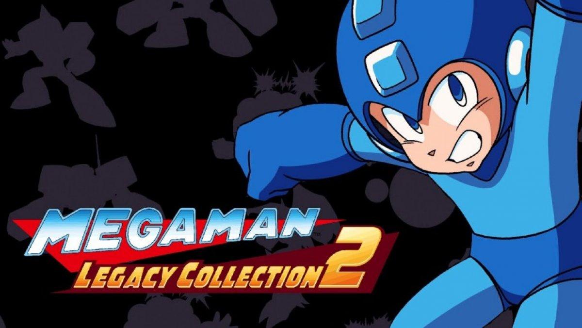 Mega man legacy collection 2 tr iler de anuncio pc ps4 for Megaman 9 portada