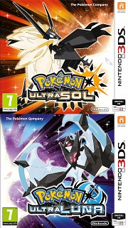 Pokémon Ultrasol / Pokémon Ultraluna