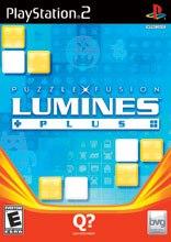 Carátula de Lumines Plus - PS2