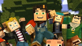 Video Minecraft Story Mode Season Two, Gameplay: Los 10 primeros minutos