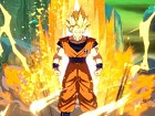 Pantalla Dragon Ball Fighter Z