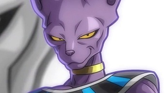 Video Dragon Ball Fighter Z, Beerus