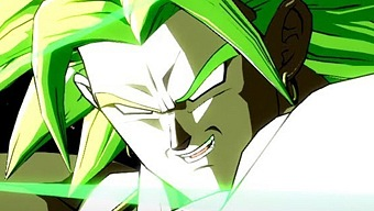 Broly se presenta para Dragon Ball FighterZ. Tráiler