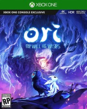 Carátula de Ori and the Will of the Wisps - Xbox One