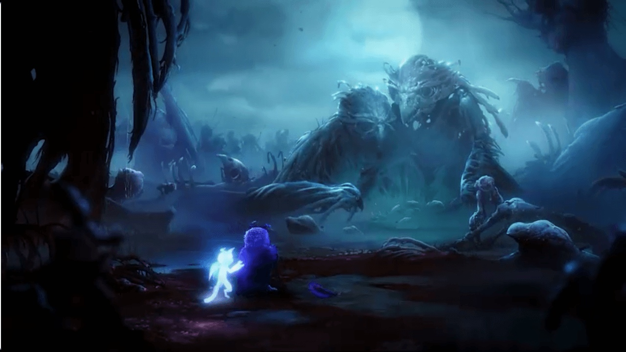 Filtran imágenes de una posible secuela de Ori and the Blind Forest