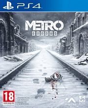 Carátula de Metro: Exodus - PS4