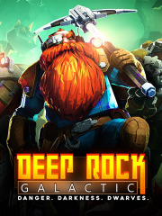 Carátula de Deep Rock Galactic - PC