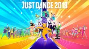 Carátula de Just Dance 2018 - Xbox 360